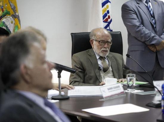 Consejo evaluará al CNE y la Superintendencia de Bancos de Ecuador