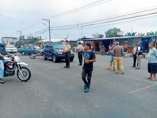 Una niña de nueve años resulta herida tras ser atropellada por una camioneta en El Carmen