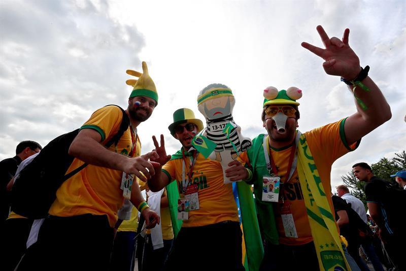 Se inaugura el Mundial 2018, cuya candidatura comenzaba hace diez años