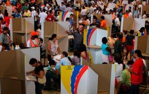 Ley seca y cierre de fronteras de cara a la segunda vuelta de comicios presidenciales en Colombia