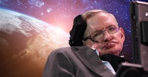 La voz de Hawking es enviada a un agujero negro desde España