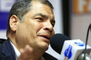 Fijan fecha de audiencia contra expresidente Correa por supuesto secuestro