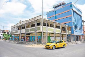 Escuela Sergio Domingo Dueñas en Manta no será habilitada confirma el Distrito de Educación
