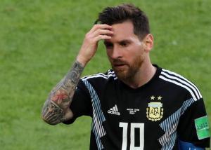 Lionel Messi: ''Me duele haber errado el penalti''