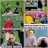 Los más divertidos memes llegaron luego del triunfo de México ante Alemania [FOTOS]