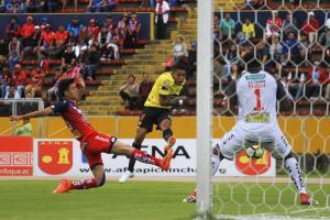 El 'Ídolo' empata 2-2 con el Nacional y se aleja del sueño de estar puntero