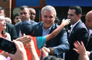 Colombia ya tiene nuevo presidente, Iván Duque gana la segunda vuelta electoral