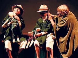 Mozart y la  cultura andina