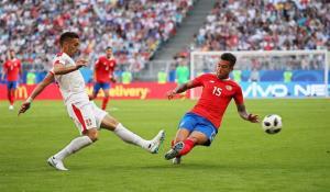 Costa Rica saborea derrota tras el 1-0 frente a Serbia