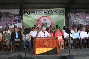 Gobierno de Ecuador presenta plan de Defensa y Seguridad para frontera norte