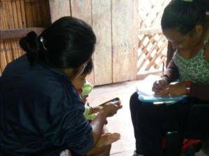 Detectan más de treinta casos de desnutrición crónica  en Olmedo y 24 de Mayo