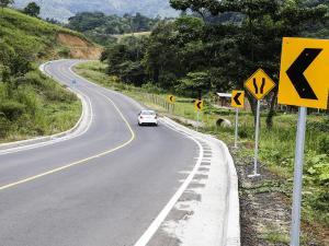 Dos carreteras fueron entregadas por el Gobierno Provincial de Manabí