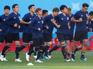 Una alarma del hotel perturba el descanso de la selección de Japón