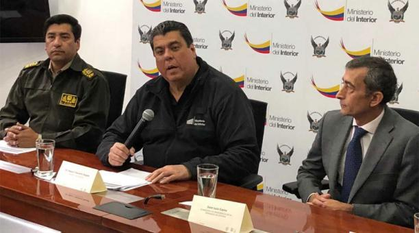 Interpol detiene exsecretario de la Senaim en España por vinculación con caso de secuestro