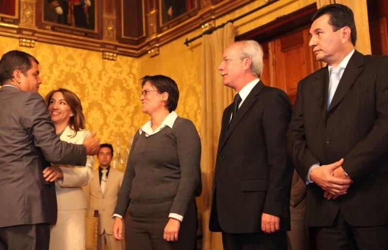 Exjefe de Inteligencia Pablo Romero Quezada, con libertad provisional en España