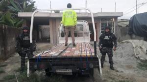 """Decomisan 132  paquetes de """"coca"""""""