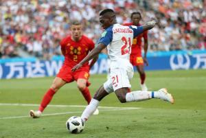 Panamá estrena su mundial con una derrota por goleada de Bélgica [3-0]