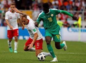 Senegal se impone a Polonia por 1-2 y rompe los pronósticos del grupo