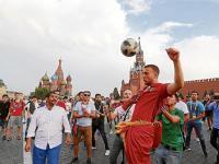 [FOTOS] Rusia se convierte en la sede de las fiesta más grande del fútbol