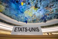 Estados Unidos no acude al Consejo de Derechos Humanos de ONU tras anunciar su retiro
