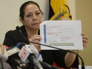 Gabela murió por denunciar compra de helicópteros, así lo afirmó perito argentino