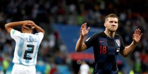 Croacia se clasifica para octavos tras ganar 0-3 a Argentina