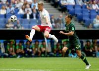 Dinamarca y Australia empatan 1x1 y todo se definiría para la última jornada