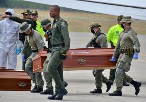Cuerpos hallados en una zona selvática del sur de Colombia sí corresponden a los de equipo periodístico