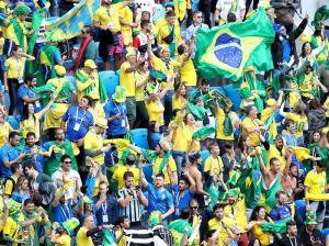 Policía brasileña arresta prófugo cuando acudía a partido de Brasil en Rusia