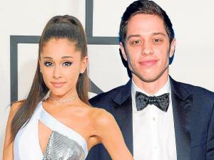 Ariana Grande y su novio vivirán bajo el mismo techo