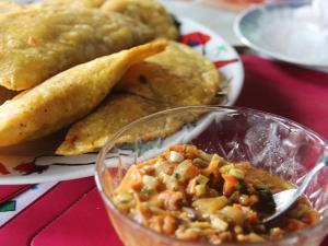 Dos festivales de comida se aproximan: el de la hayaca y empanada