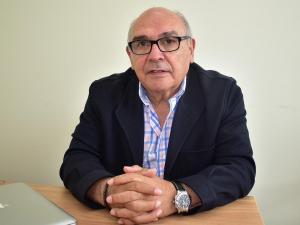 Omar Díaz, gerente de Hospital de Especialidades: ''Ningún hospital resuelve todo''