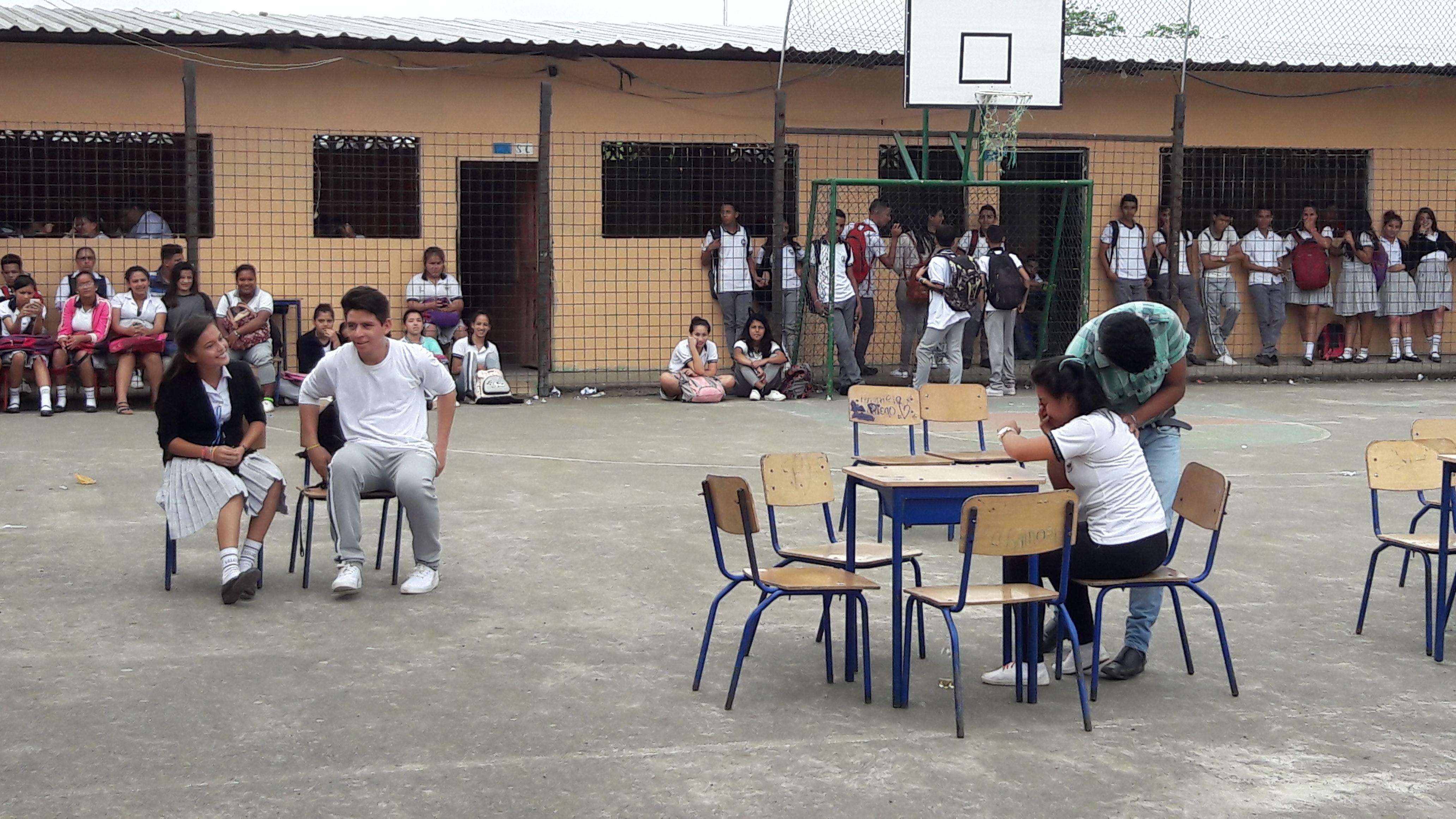 Buscan evitar el acoso escolar