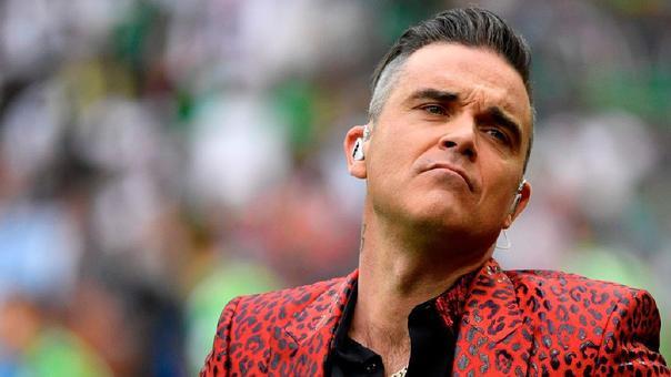 El cantante Robbie Williams cree que tiene el síndrome de Asperger
