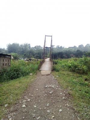 Habrá puente en recinto Quindigua