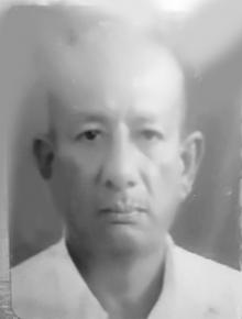 SEPELIO Francisco Eduardo Ortega García