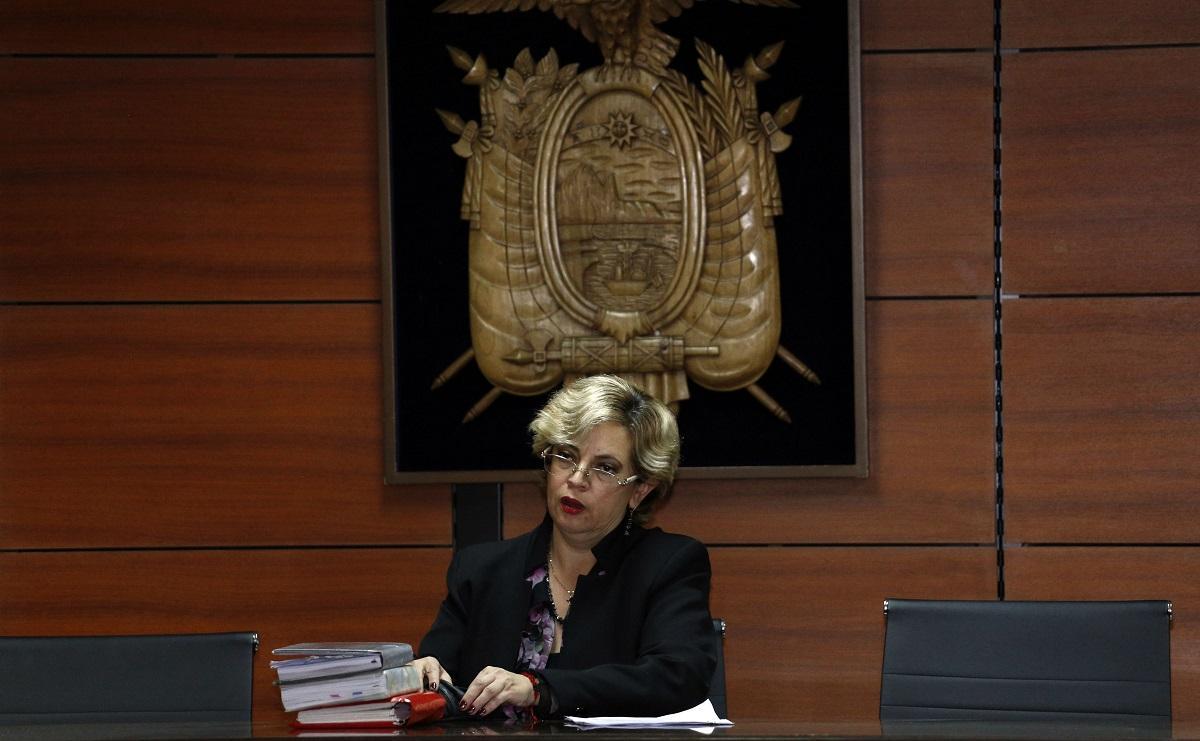 Corte Nacional de Justicia pedirá a Interpol el arresto de Rafael Correa