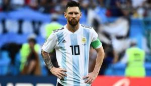 Un ruso pide el divorcio a su mujer tras una discusión sobre Messi