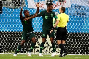 El padre del capitán de Nigeria, secuestrado antes del partido ante Argentina