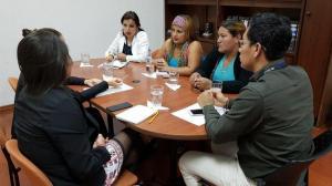 Familiares de Katty viajan a Colombia con la esperanza de que cadáver no sea de ella