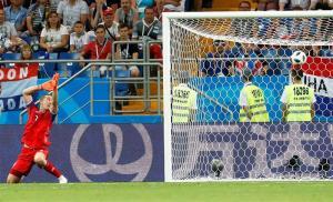 El portero islandés que paró el penalti a Messi ficha por club azerbaiyano