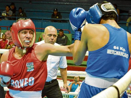 Manabí y Brasil golpearon