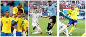 Los cuatro datos impensables de los cuartos de final en la Copa del Mundo 2018