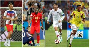 Harry Kane, jugador de Inglaterra es el que más goles ha anotado en el Mundial Rusia 2018