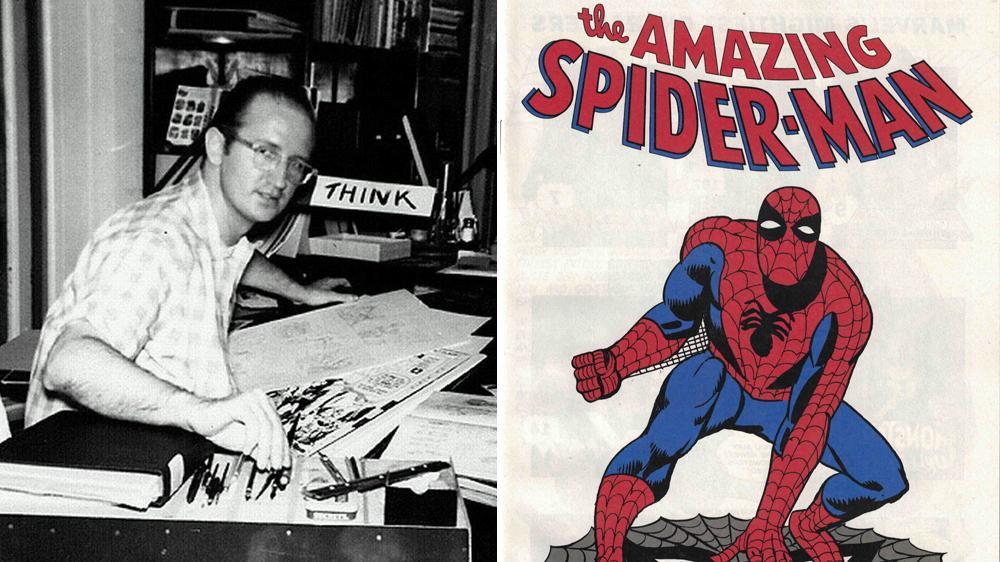 Fallece Steve Ditko, el cocreador de Spider-Man en Estados Unidos
