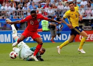 Inglaterra vuelve a una semifinal mundialista 28 años después tras vencer a Suecia (2-0)