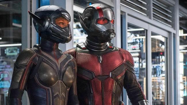 ''Ant-Man and the Wasp'' sobrevuela la taquilla en Estados Unidos