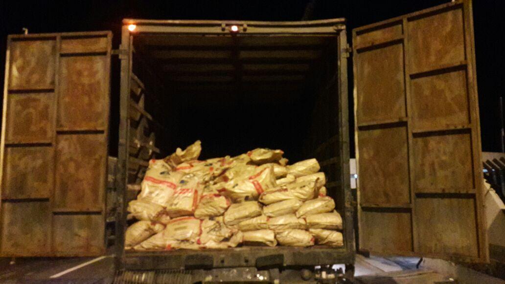 Policía Nacional incauta 10 toneladas de sustancias químicas y media tonelada de cocaína