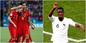 Bélgica nunca le ha ganado a la selección de Francia en un mundial