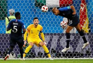 Francia es el primer finalista de la Copa del Mundo 2018 tras ganar 1-0 ante Bélgica